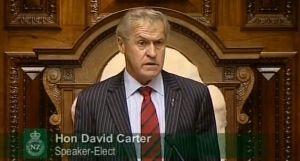David Carter speaker