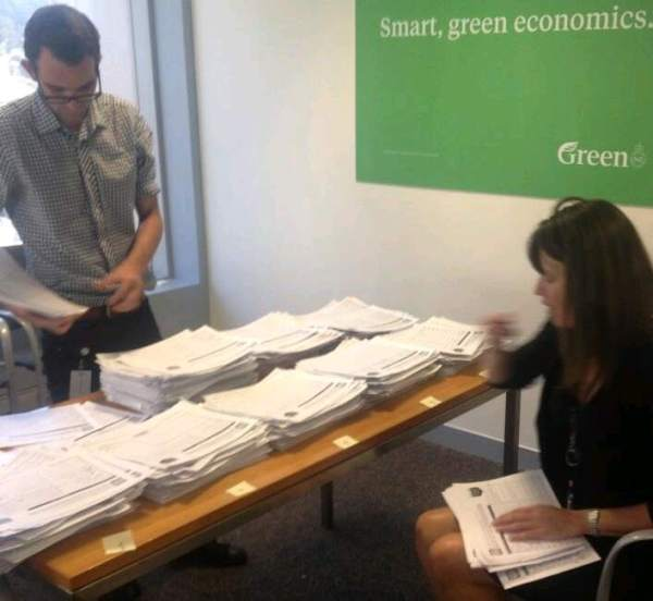 Petition - smart Green