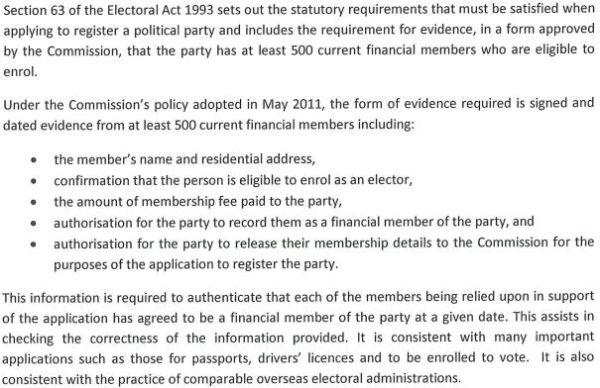 EC membership 1