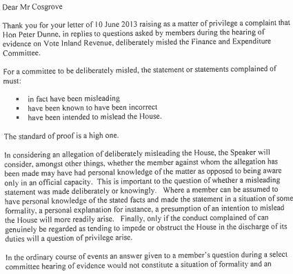 Privileges complaint 1-3