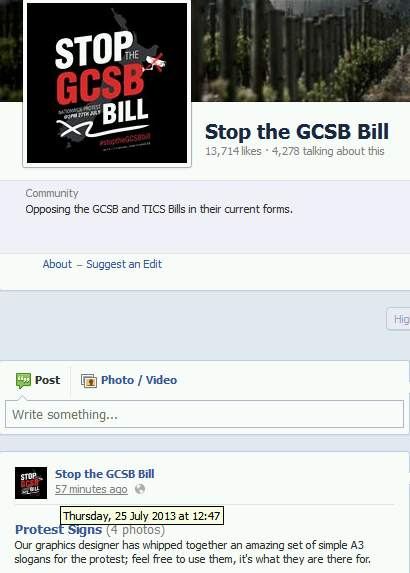 Stop the GCSB Bill comment deleted
