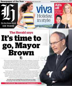 Herald Brown