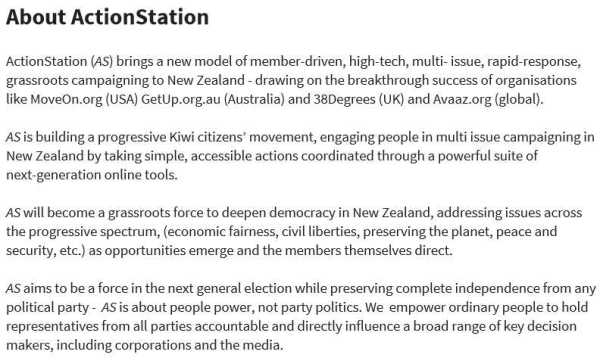 Action Station About