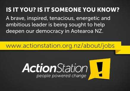 Action Station advert