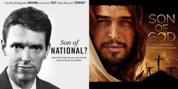 Conservatives son of god