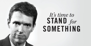 time to stand for something