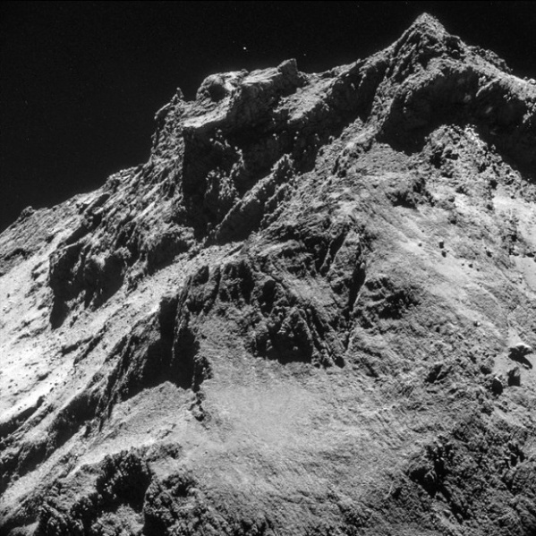 Comet approach