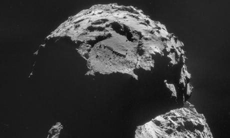 Bid to land probe on comet