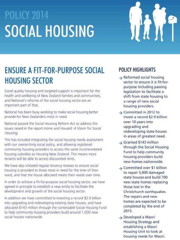 National social housing 1