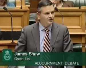 JamesShawAdjournmentDebate