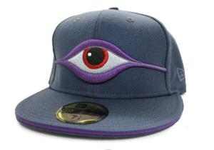 Hat-one-eyed