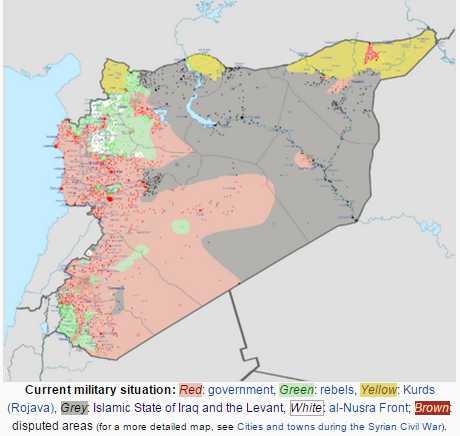 SyriaCivilWar