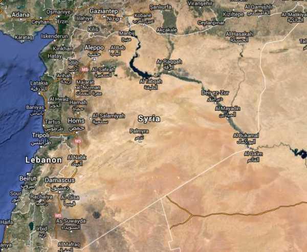 SyriaGoogleEarth