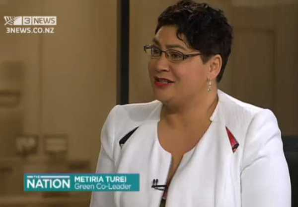 Turei The Nation May 2015