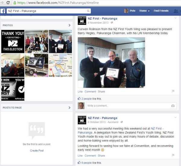 NZFirstPakurangaFacebook