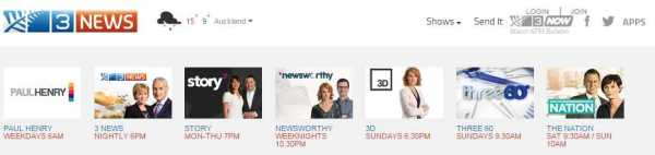 3NewsShows