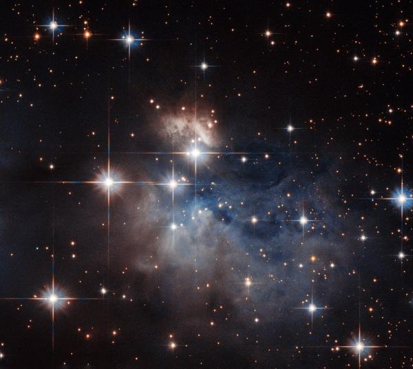 cross constellation hubble telescope - photo #1