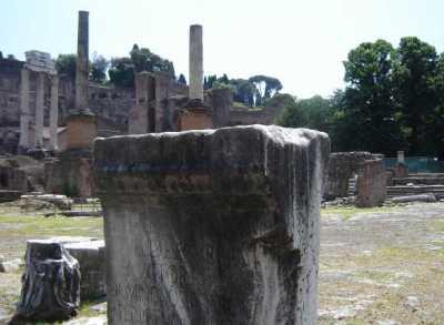 RomanForumPedestal400
