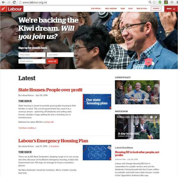 LabourWebsiteHousing