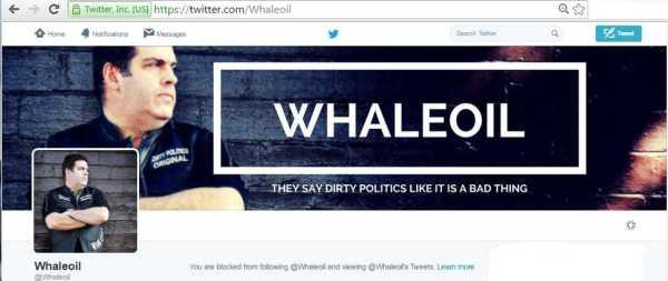 WhaleOilTwitter