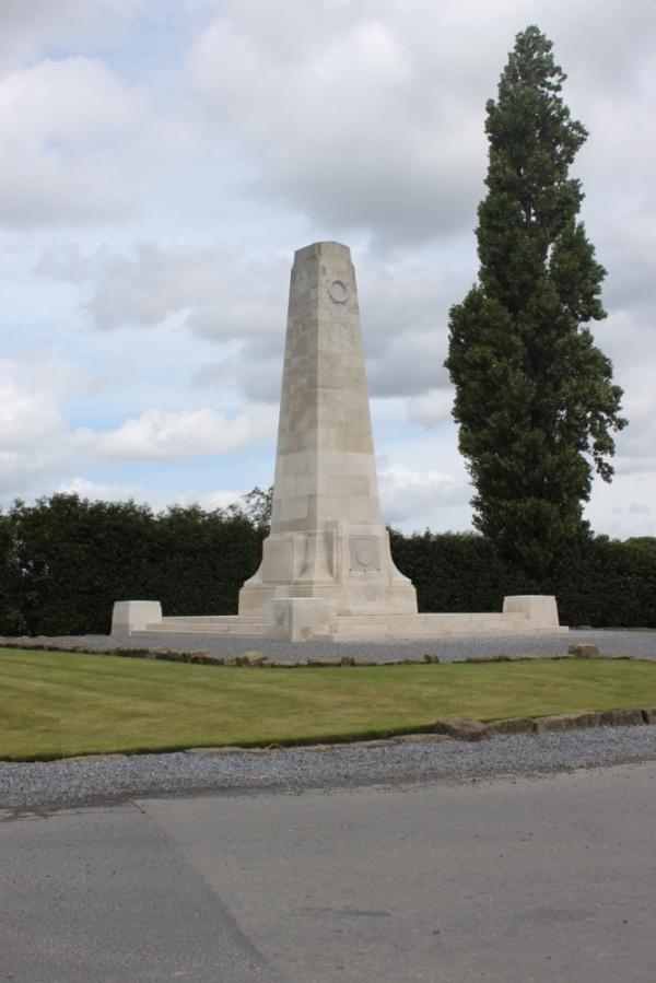 NZ Memorial Gravenstafel