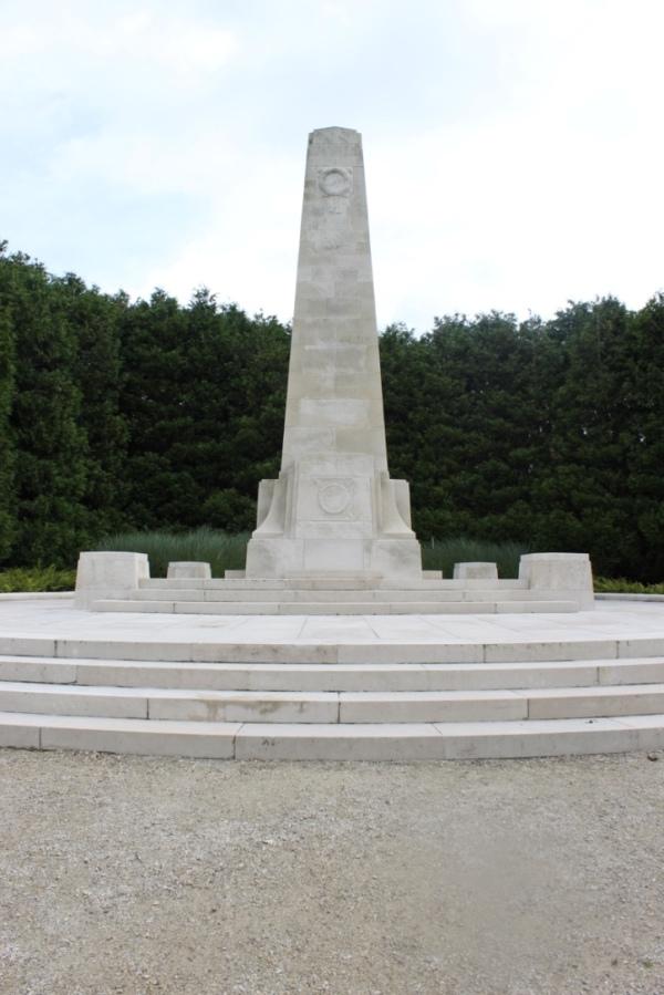 NZ Memorial Messines