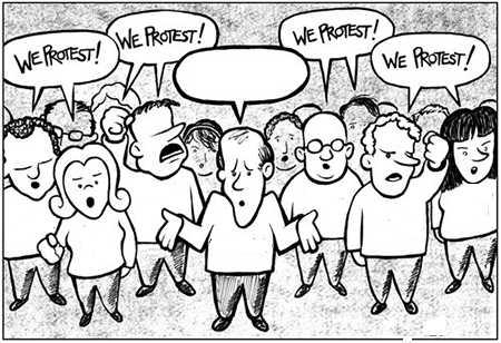 WeProtest