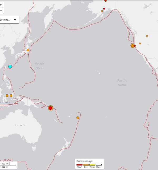 pacificearthquakes
