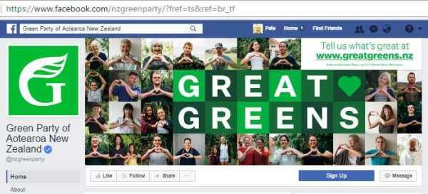 GreatGreensFacebook