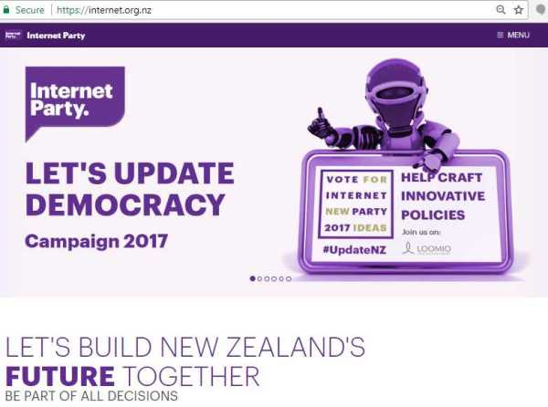InternetParty2017