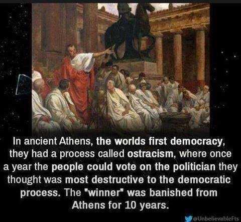 GreekOstracism