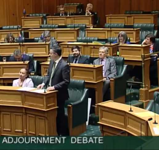 ShawAdjournmentdebate