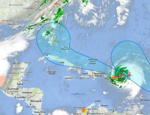 HurricaneIrmaTrack