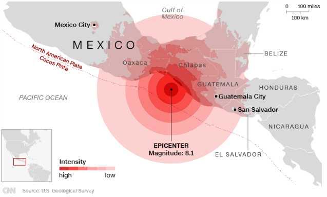 MexicoEarthquake